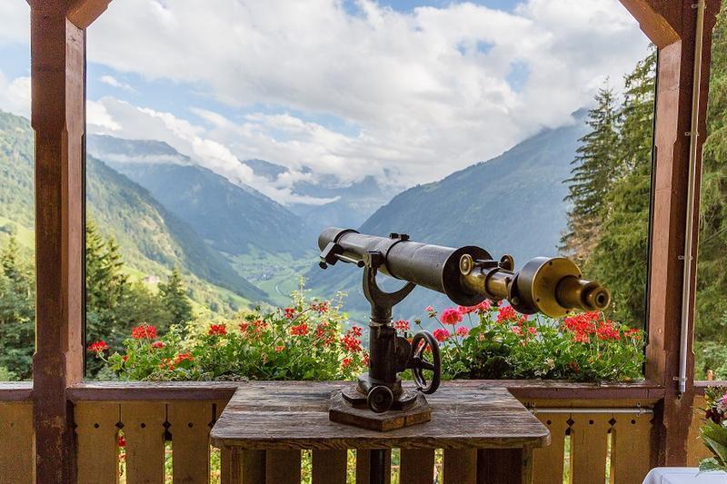Ferienheim Gufelstock –  Blick in die Vergangenheit